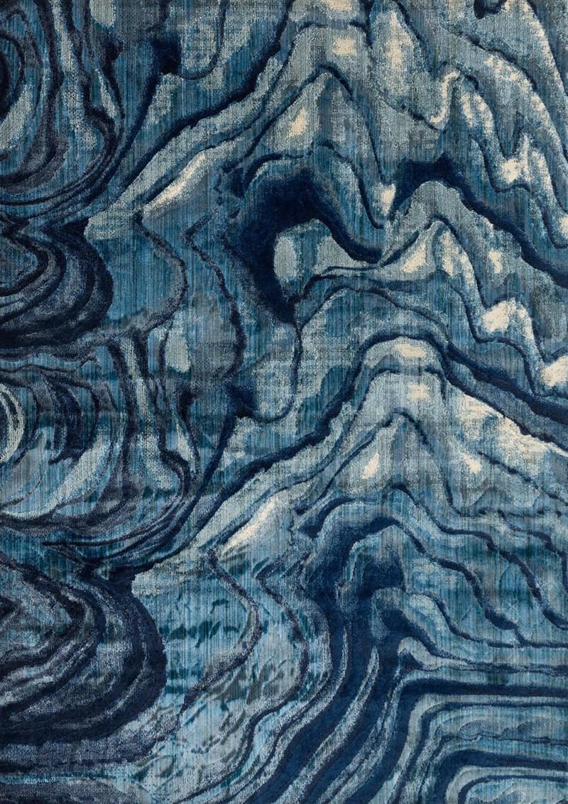Loloi Dreamscape Dm-13 Indigo / Blue Rug