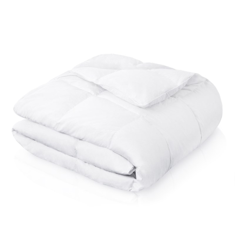 Down Blend Comforter  Oversized King