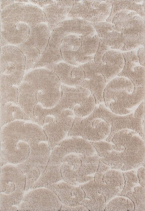 Charlotte Machine Made Beige Area Rugs