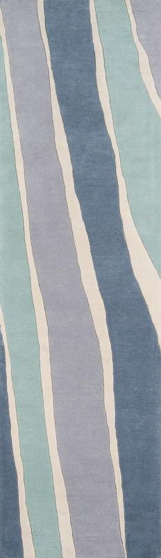 Novogratz Delmar Hand Tufted Blue Area Rugs