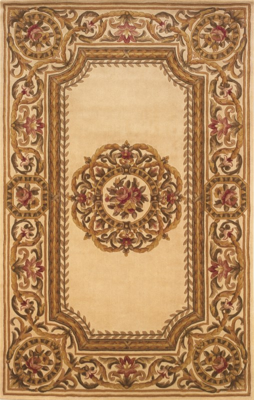 Harmony Hand Tufted Ivory Area Rugs