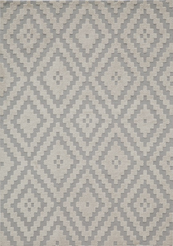 Heavenly Collection Chinese Hand Tufted Steel Area Rugs