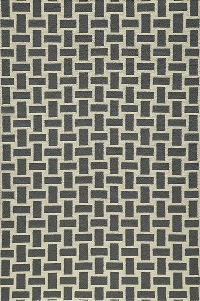 Laguna Collection Indian Hand Woven Grey Area Rugs