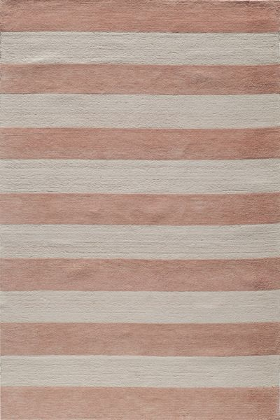 Lil Mo Classic Hand Hooked Pink Area Rugs