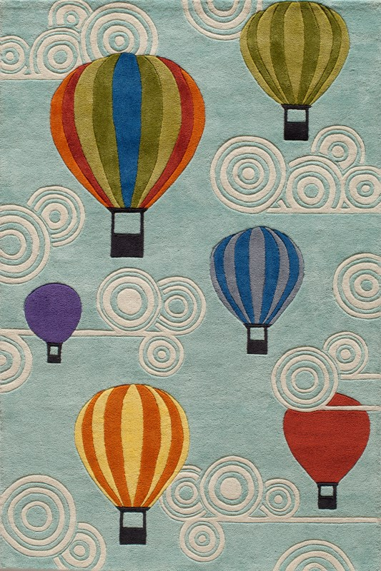 Lil Mo Whimsy Collection Chinese Hand Tufted Multi Area Rugs