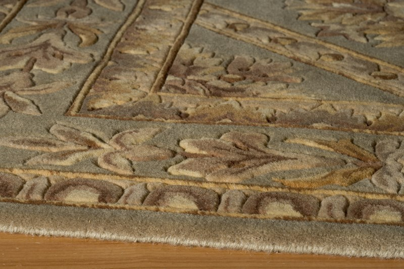 Maison Hand Tufted Sage Area Rugs