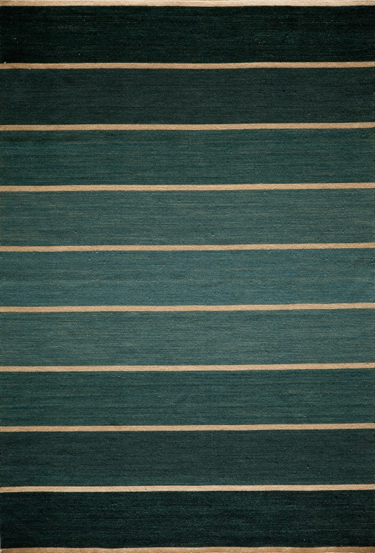Marquis Hand Woven Teal Area Rugs