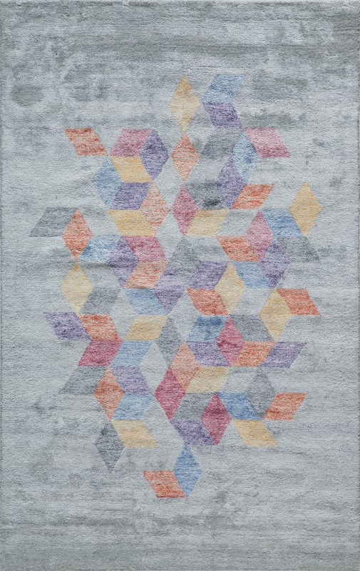 Millenia Collection Indian Hand Tufted Multi Area Rugs
