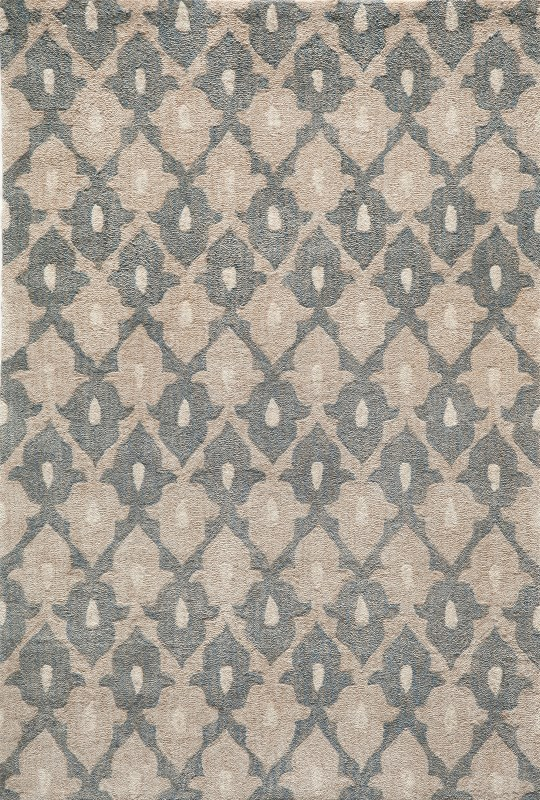 Rio Collection Chinese Hand Tufted Sand Area Rugs