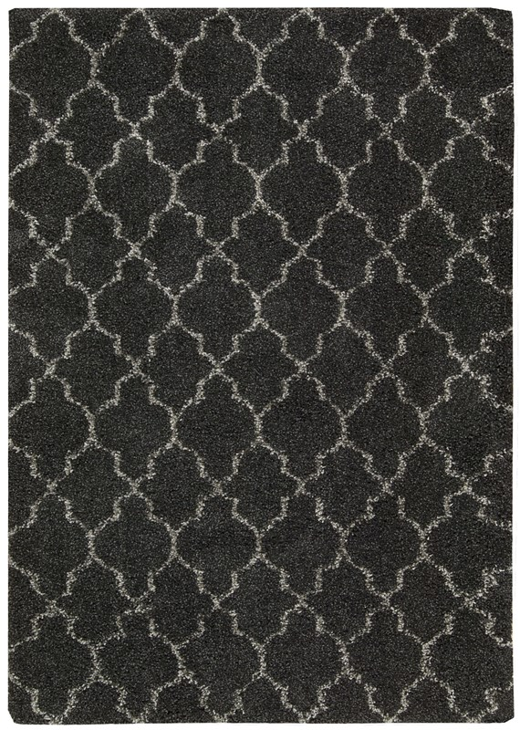 Amore  Charcoal Area Rugs