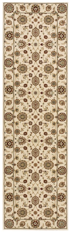 Persian Crown  Ivory Area Rugs