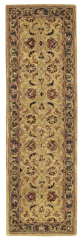India House  Gold Area Rugs