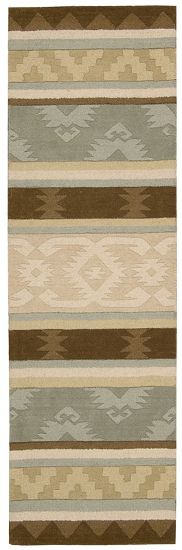India House  Sage Area Rugs