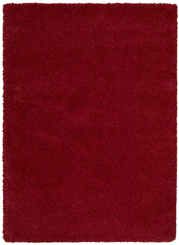 Amore  Red Area Rugs