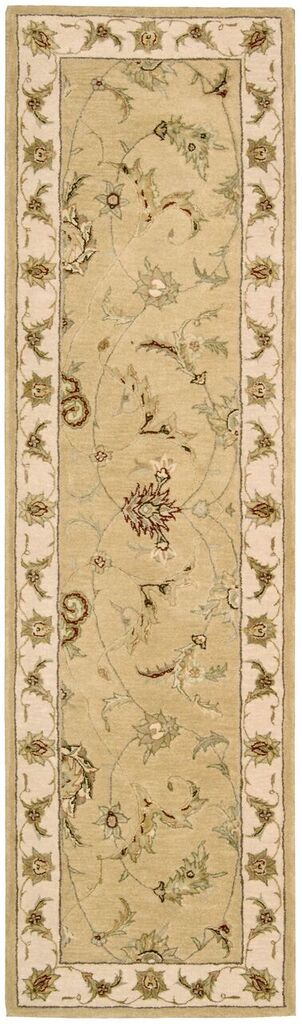 Nourison 3000 Hand Tufted Yellow Area Rugs