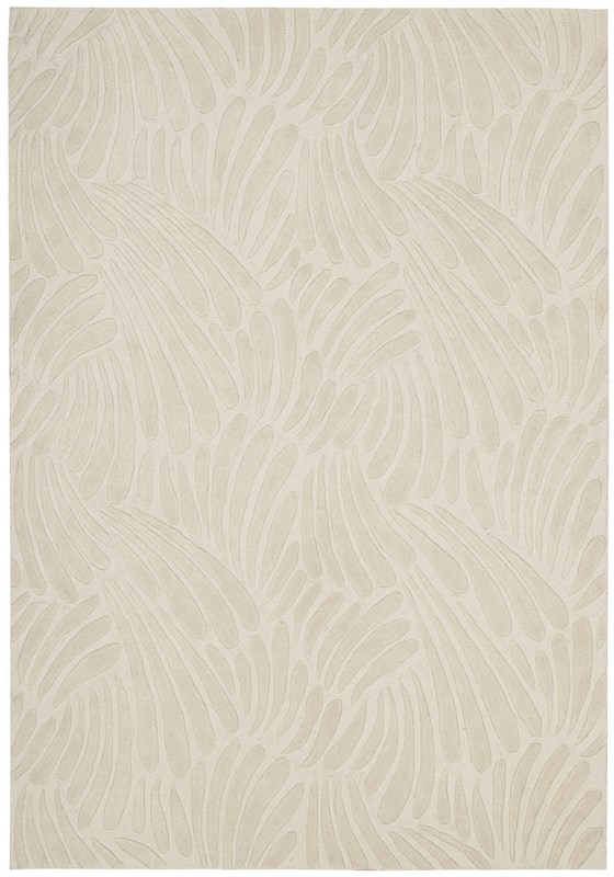 Contour  Ivory Area Rugs