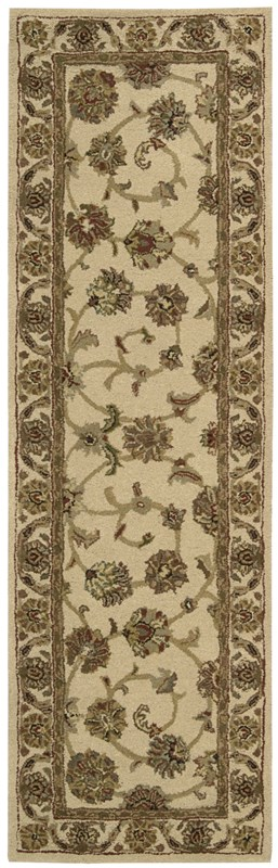 India House  Ivory Area Rugs