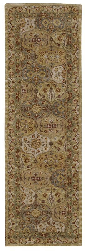 India House  Multicolor Area Rugs