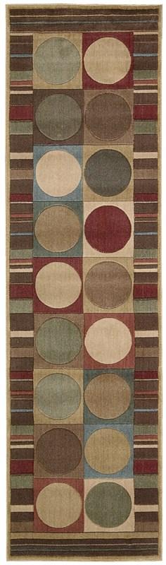 Somerset  Multicolor Area Rugs