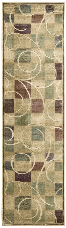 Expressions  Beige Area Rugs