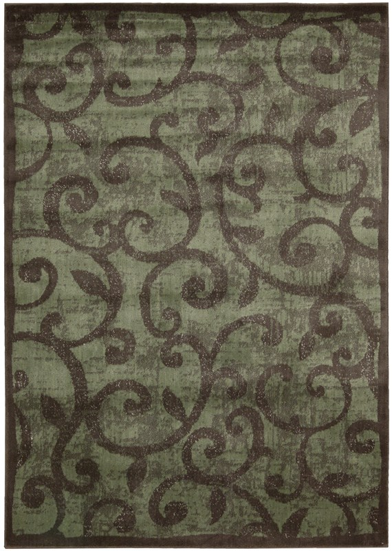 Expressions  Brown Area Rugs