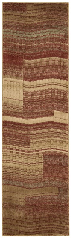 Somerset  Flame Area Rugs