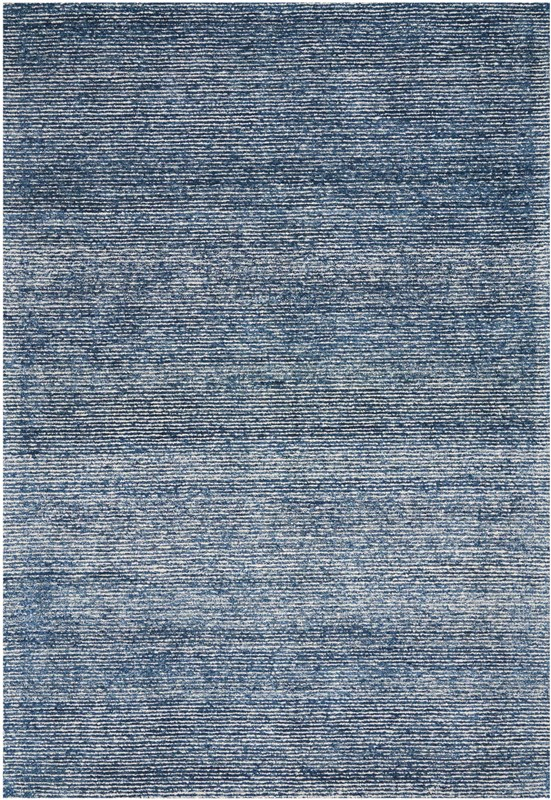 Weston Hand Tufted Agean Blue Area Rugs