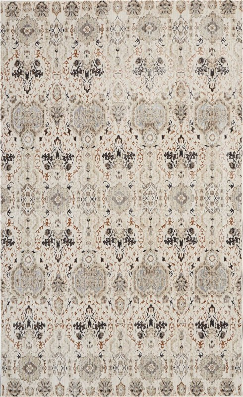 Silver Screen Machine Woven Grey Area Rugs