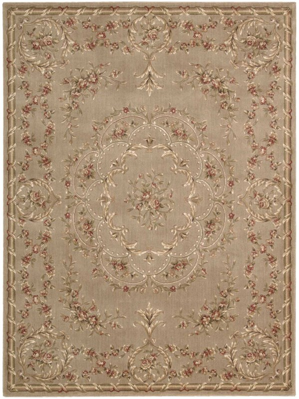 Somerset Machine Woven Mocha Area Rugs