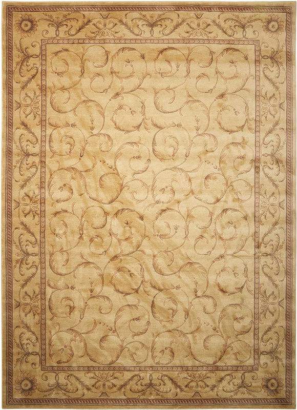 Somerset Machine Woven Ivory Area Rugs