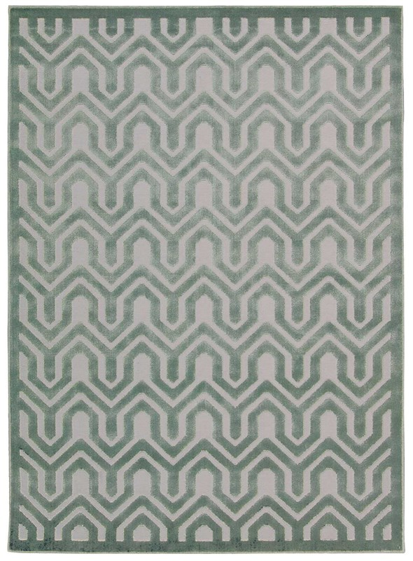 Ultima Machine Woven Ivory/black Area Rugs