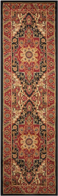 Paramount Machine Woven Gold Area Rugs