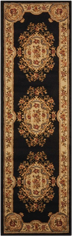 Paramount Machine Woven Red Area Rugs