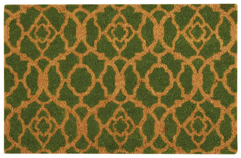 Wave Greetings Tufted Garden Area Rugs