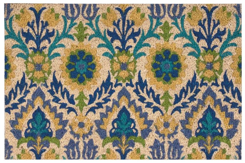 Wave Greetings Tufted Bluebell Area Rugs