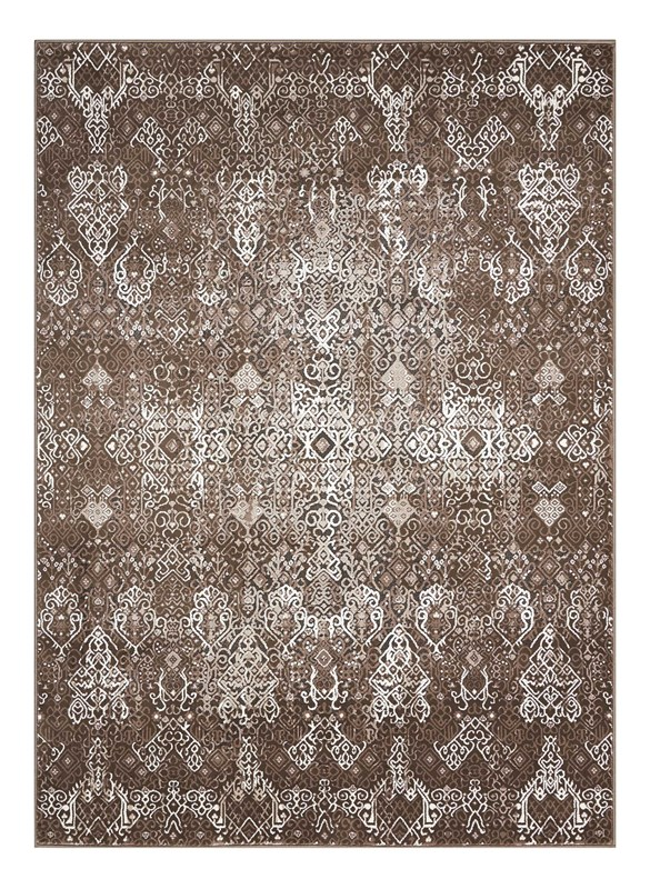 Karma Machine Woven Mocha Area Rugs