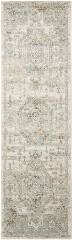 Euphoria Machine Woven Ivory Area Rugs