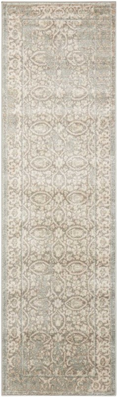 Euphoria Machine Woven Grey Area Rugs