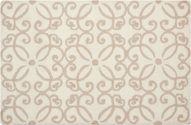 Decor Hand Tufted Cream Area Rugs