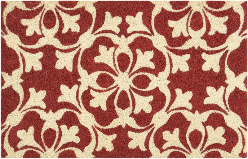 Wave Greetings Tufted Coral Area Rugs