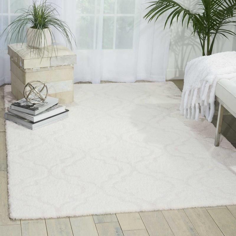 Light & Airy    Handmade White                Area Rugs
