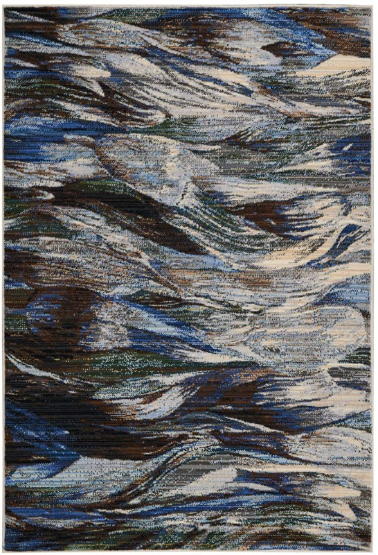 Chroma Machine Woven Aegean Area Rugs