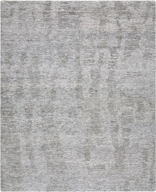 Ellora Hand Knotted Slate Area Rugs