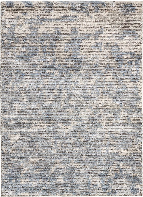 Ellora Hand Knotted Graphite Area Rugs