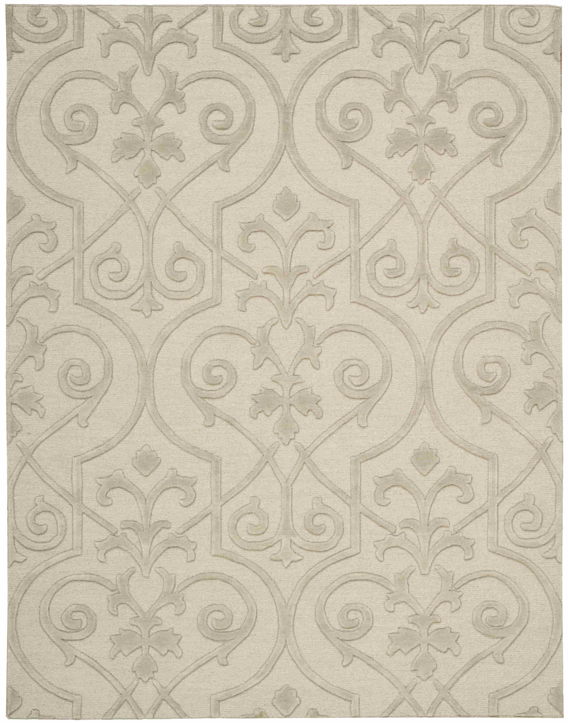 Ambrose Hand Woven Sand Area Rugs