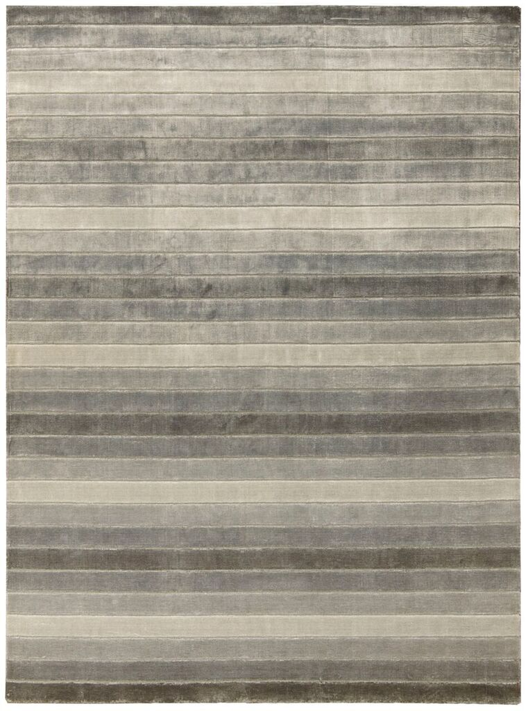 Aura Handmade Silver Shadow Area Rugs