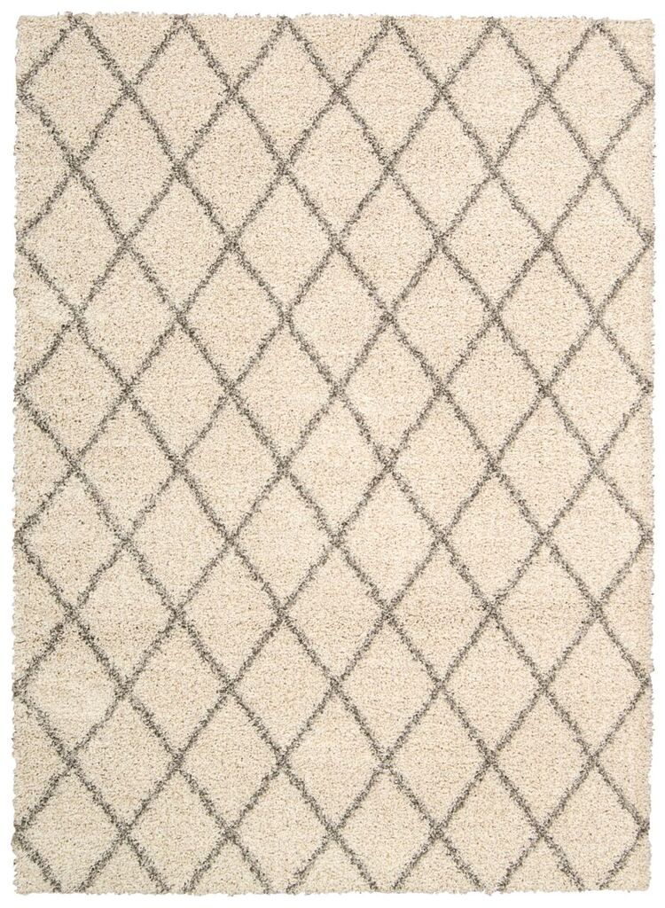 Brisbane Machine Tufted Cream Area Rugs