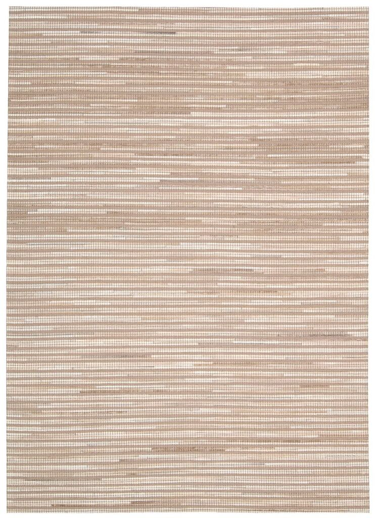 Capelle Hand Woven Beige Area Rugs