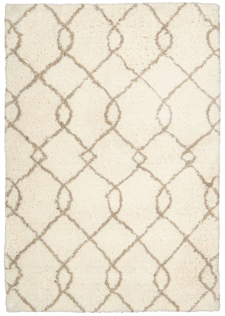 Galway Hand Tufted Ivory Tan Area Rugs