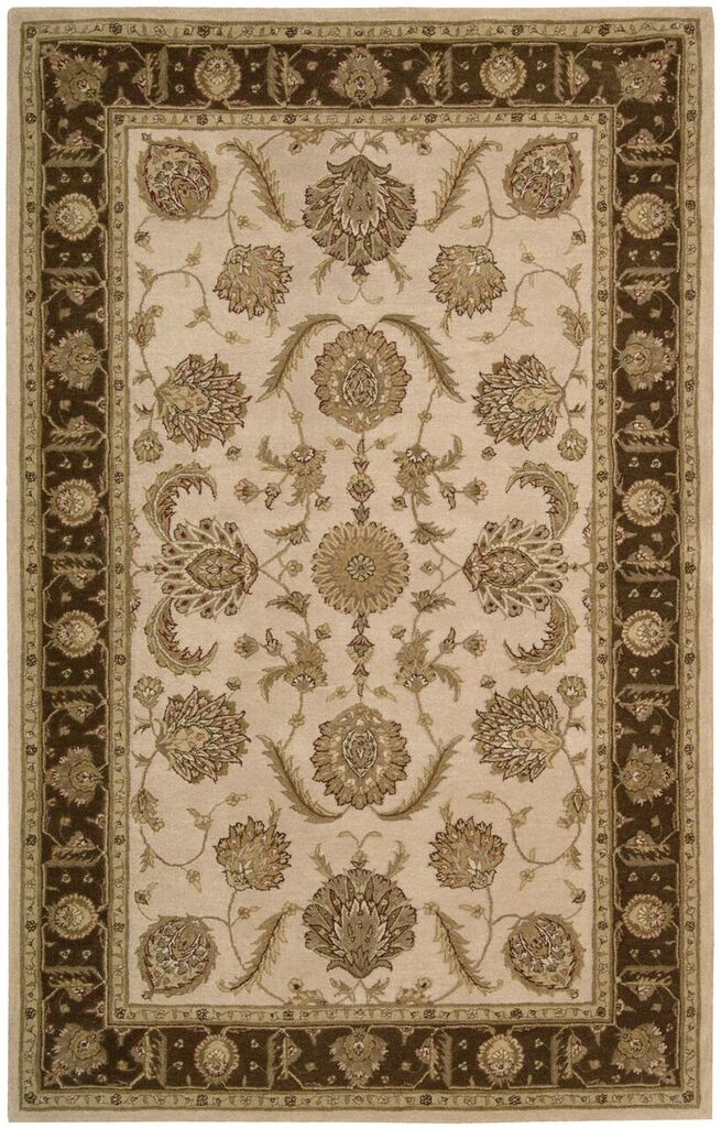 Heritage Hall Hand Tufted Beige Area Rugs